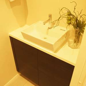 サンビューハイツ渋谷(6階,7380万円)のトイレ