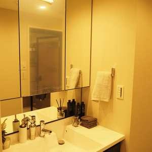 サンビューハイツ渋谷(6階,7380万円)の化粧室・脱衣所・洗面室