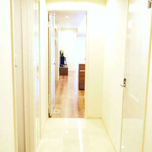 サンビューハイツ渋谷(2階,6280万円)のお部屋の廊下