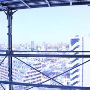 ブランズ文京本駒込のお部屋からの眺望