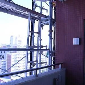 ブランズ文京本駒込(13階,)のバルコニー
