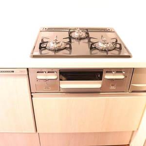 ブランズ文京本駒込(13階,)のキッチン
