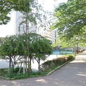 ライオンズマンション錦糸町第5の近くの公園・緑地