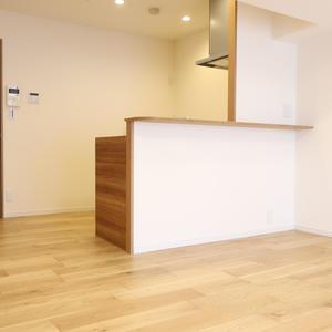 ライオンズマンション錦糸町第5(4階,)の居間(リビング・ダイニング・キッチン)