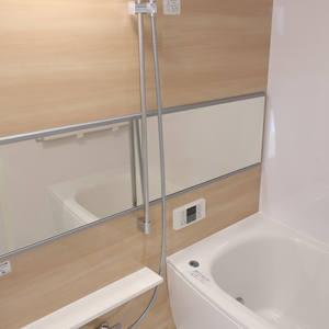 ライオンズマンション錦糸町第5(4階,)の浴室・お風呂