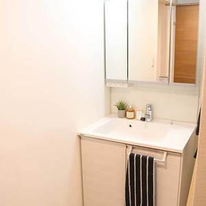 ライオンズマンション駒込第2(3階,)の化粧室・脱衣所・洗面室