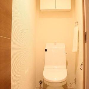 ライオンズマンション駒込第2(3階,)のトイレ