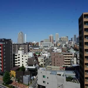ラシュレ池袋椎名町(9階,)のお部屋からの眺望