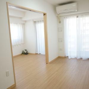 ラシュレ池袋椎名町(9階,)の居間(リビング・ダイニング・キッチン)