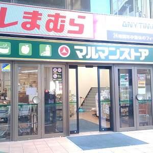 ラシュレ池袋椎名町の周辺の食品スーパー、コンビニなどのお買い物