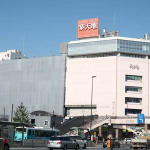 コスモ錦糸町グランシティの最寄りの駅周辺・街の様子