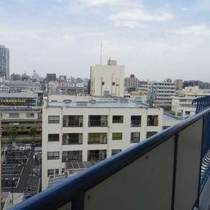 中野パークハウス(8階,)のお部屋からの眺望