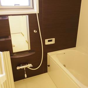 中野パークハウス(8階,)の浴室・お風呂