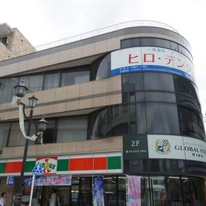 中野パークハウスの周辺の食品スーパー、コンビニなどのお買い物