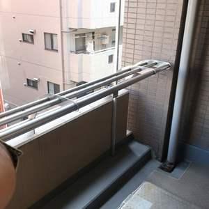 コスモ錦糸町グランシティ(4階,4680万円)のバルコニー