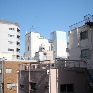 コスモ錦糸町グランシティ(4階,4680万円)のお部屋からの眺望
