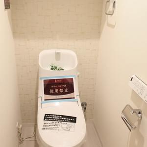 コスモ錦糸町グランシティ(4階,4680万円)のトイレ