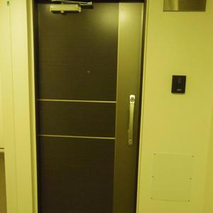 中野パークハウス(8階,)のお部屋の玄関