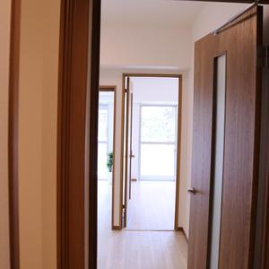 朝日白山マンション(3階,)のお部屋の廊下