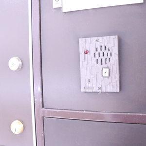朝日白山マンション(3階,)のお部屋の玄関