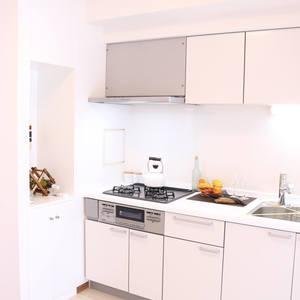 朝日白山マンション(3階,)のキッチン
