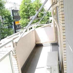 朝日白山マンション(3階,)のバルコニー