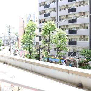 朝日白山マンション(3階,)のお部屋からの眺望