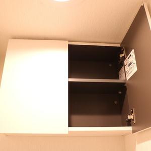 朝日白山マンション(3階,)のトイレ