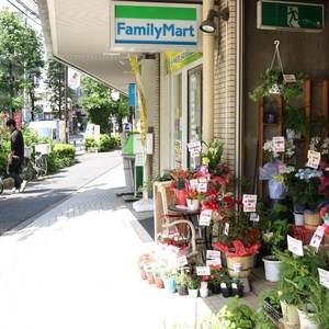 朝日白山マンションの周辺の食品スーパー、コンビニなどのお買い物