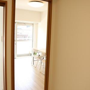 朝日白山マンション(3階,)の洋室(2)
