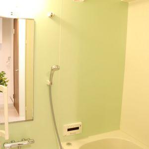 朝日白山マンション(3階,)の浴室・お風呂