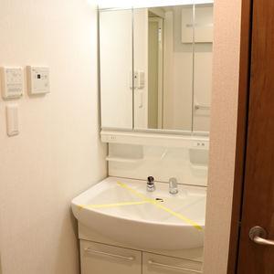 朝日白山マンション(3階,)の化粧室・脱衣所・洗面室
