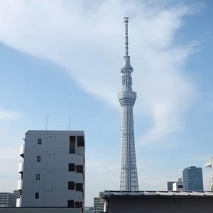 コスモ錦糸町グランシティ(4階,4680万円)のフロア廊下(エレベーター降りてからお部屋まで)