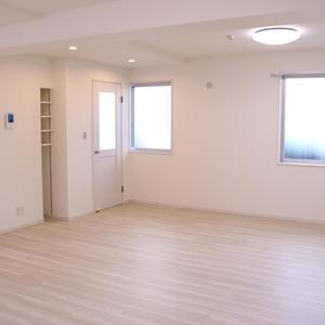 ウェルシャン白山(1階,)の居間(リビング・ダイニング・キッチン)