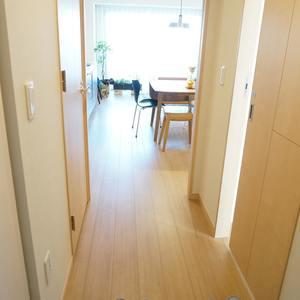 ラシュレ池袋椎名町(12階,)のお部屋の玄関