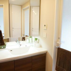ラシュレ池袋椎名町(12階,)の化粧室・脱衣所・洗面室