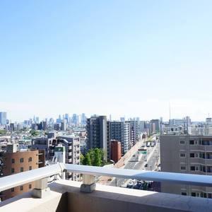 ラシュレ池袋椎名町(12階,)のお部屋からの眺望