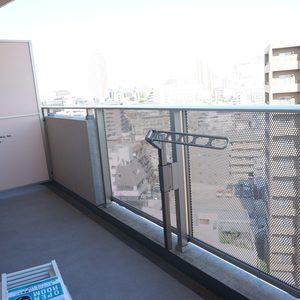 ラシュレ池袋椎名町(12階,)のバルコニー