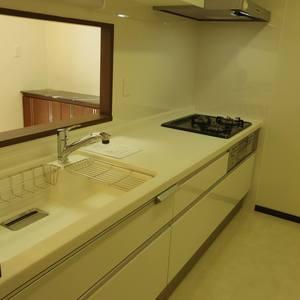 スターロワイヤル中野(1階,6580万円)のキッチン