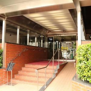 トーア駒込マンションのマンションの入口・エントランス