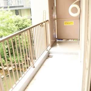 トーア駒込マンション(3階,)のバルコニー