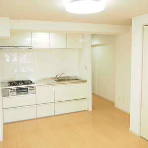 常盤松葵マンション(6階,)の居間(リビング・ダイニング・キッチン)