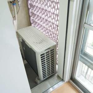 常盤松葵マンション(6階,2800万円)のバルコニー