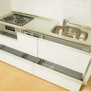 常盤松葵マンション(6階,)のキッチン