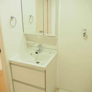 常盤松葵マンション(6階,)の化粧室・脱衣所・洗面室