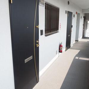 シャトー青山第3(7階,)のお部屋の玄関