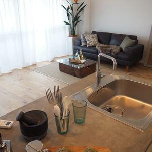 シャトー青山第3(7階,)のキッチン