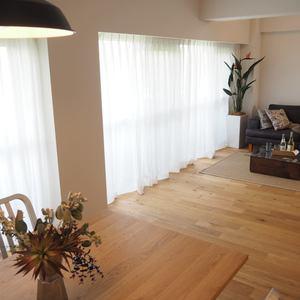 シャトー青山第3(7階,5990万円)の居間(リビング・ダイニング・キッチン)