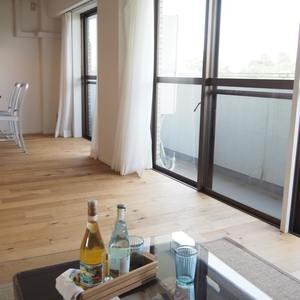 シャトー青山第3(7階,)の居間(リビング・ダイニング・キッチン)