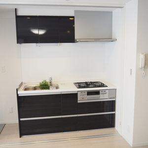 ルイマーブル乃木坂(4階,)のキッチン